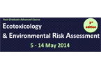 "Post-Graduate Advanced Course: ""Ecotoxicology & Environmenta Risk Assessment"""