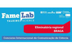 Eliminatória Regional do FameLab 2018