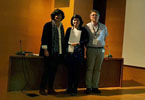 Mafalda Almeida was awarded the prize Prof. Doutor Amândio Tavares for best oral presentation